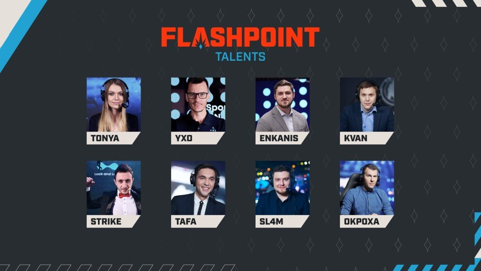 Announcing the Russian Broadcast Talent for Flashpoint Season 3