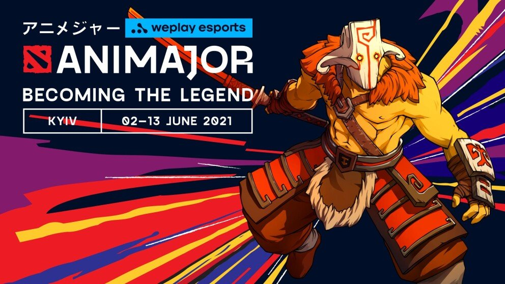 WePlay Esports to hold the second DPC 2021 Major!