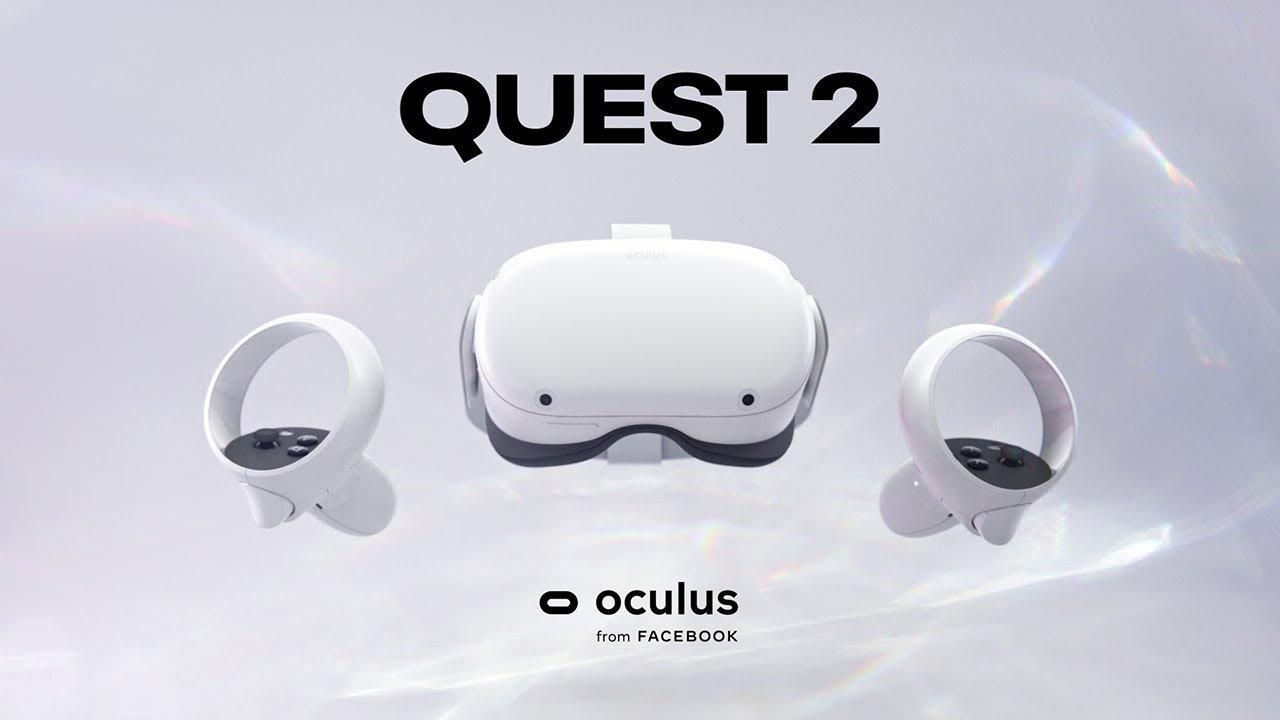 Oculus Quest 2 + Half-Life: Alyx Set