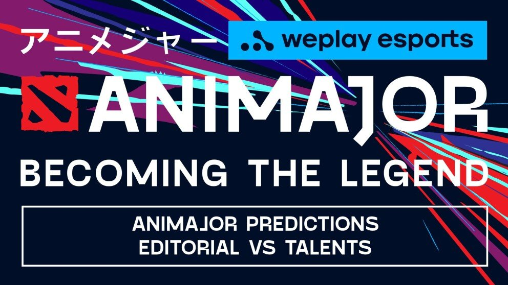 AniMajor PlayOffs Predictions: Editorial vs Talents, Day One
