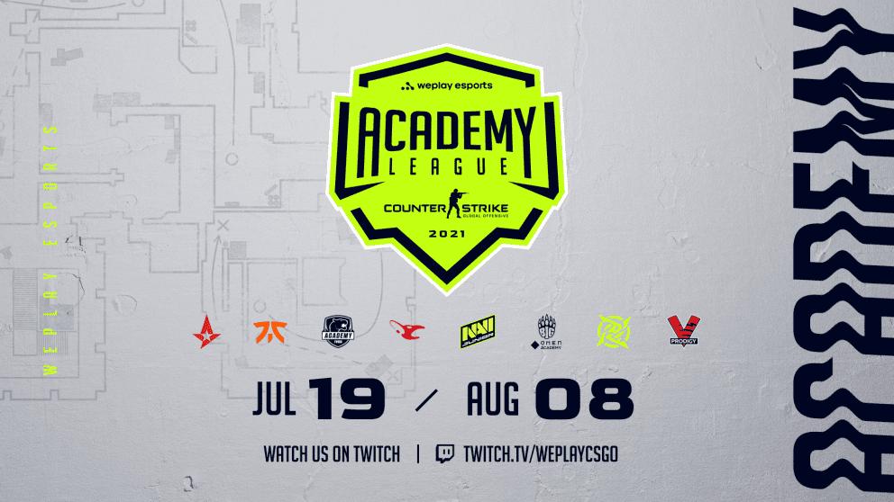 Announcing CS:GO WePlay Academy League