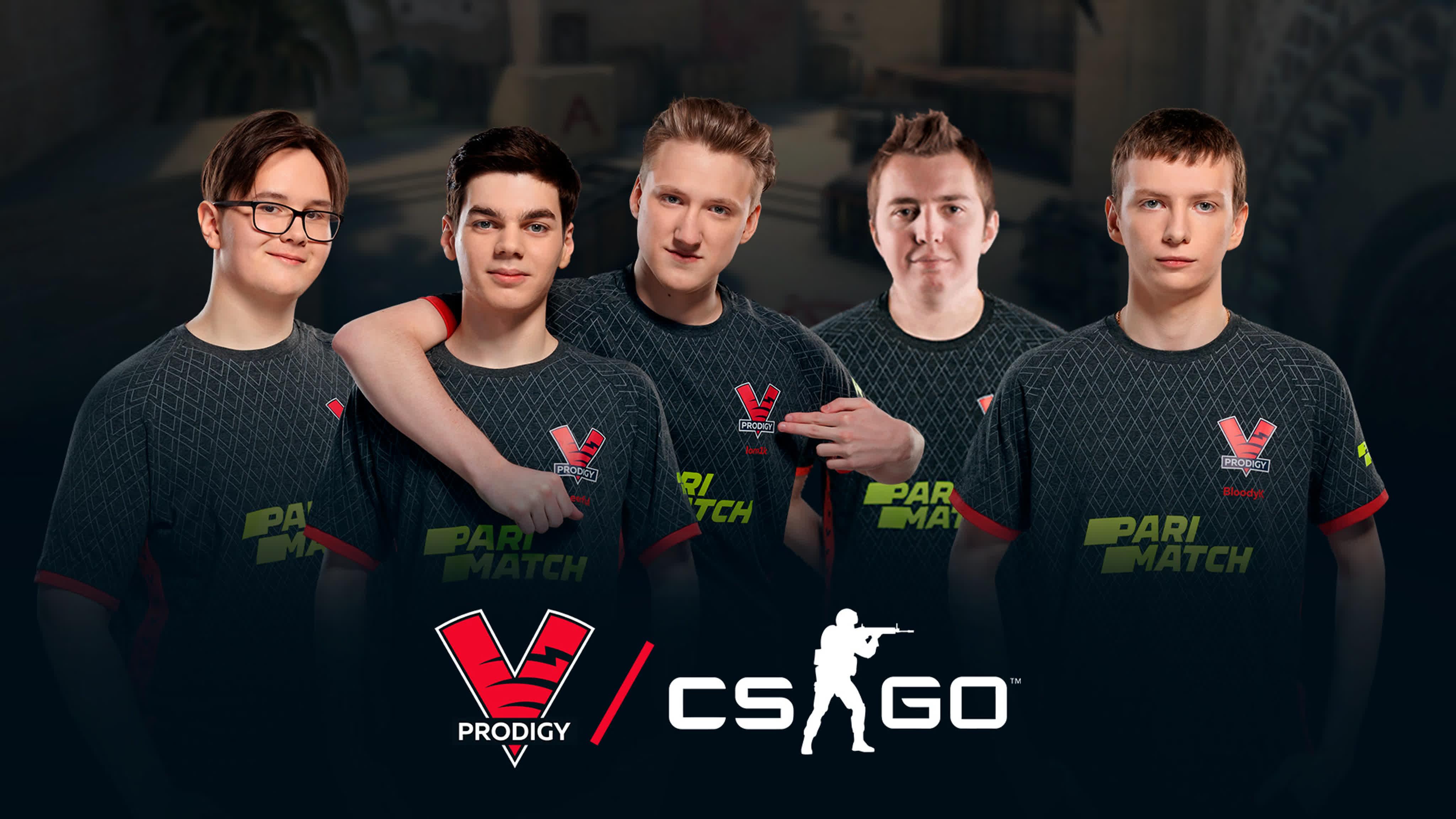 team profile vp.prodigy