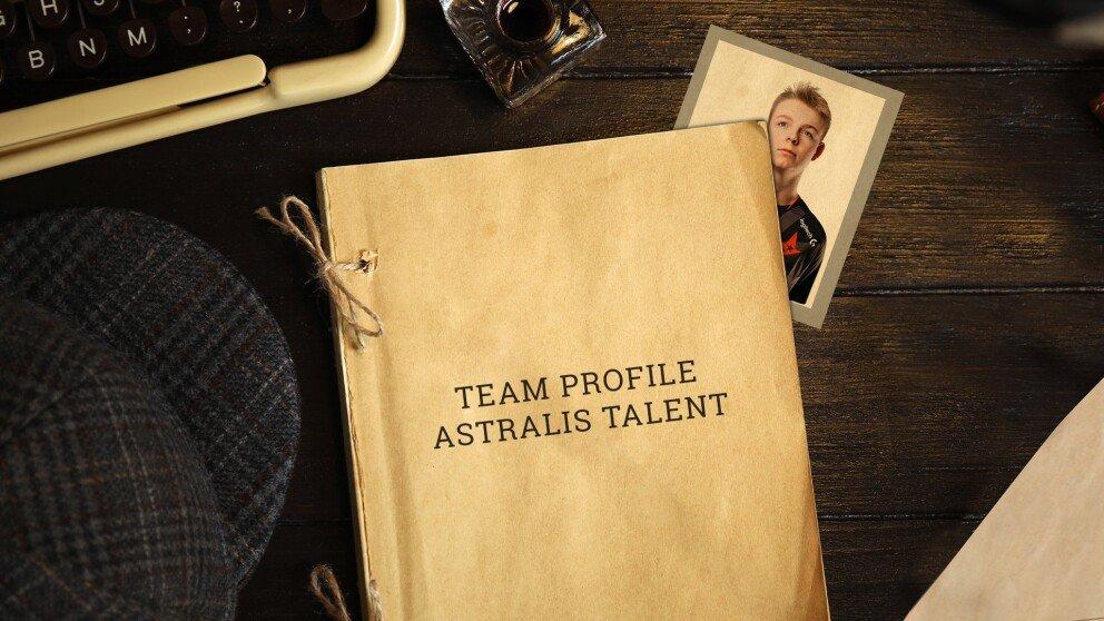 Team Profile: Astralis Talent