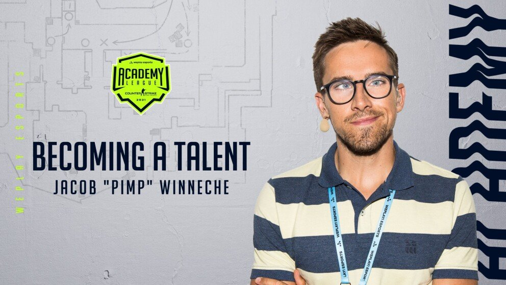 "From Pro to Talent: Jacob ""Pimp"" Winneche"