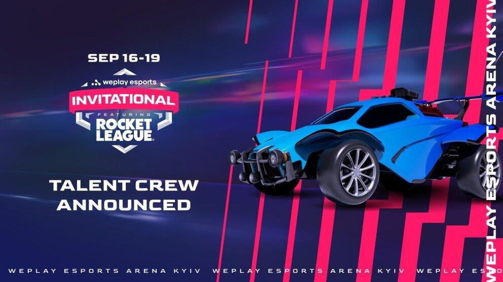 WePlay Esports Invitational Talents!
