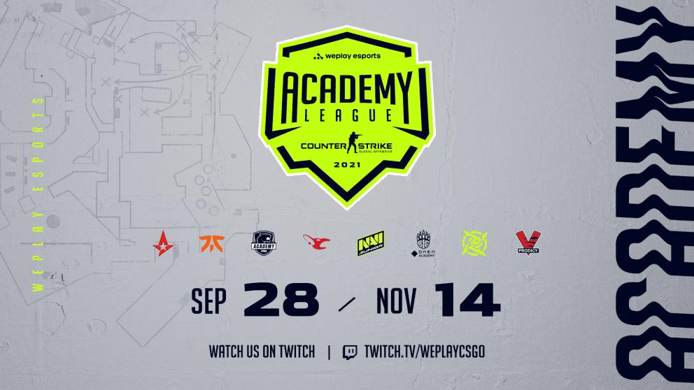 Announcing WePlay Academy League Season 2